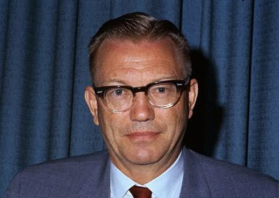 Governor H. Rex Lee