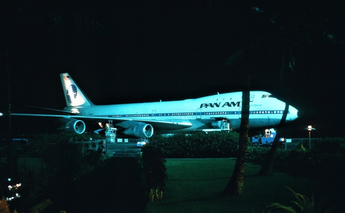 Pan Am in AS