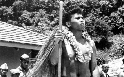 Welcome to Pago Pago, American Samoa